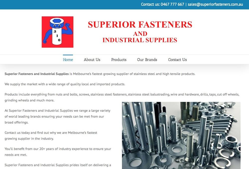 Superior Fasteners